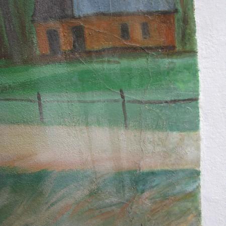 Restauratie muurschildering muurschilderij