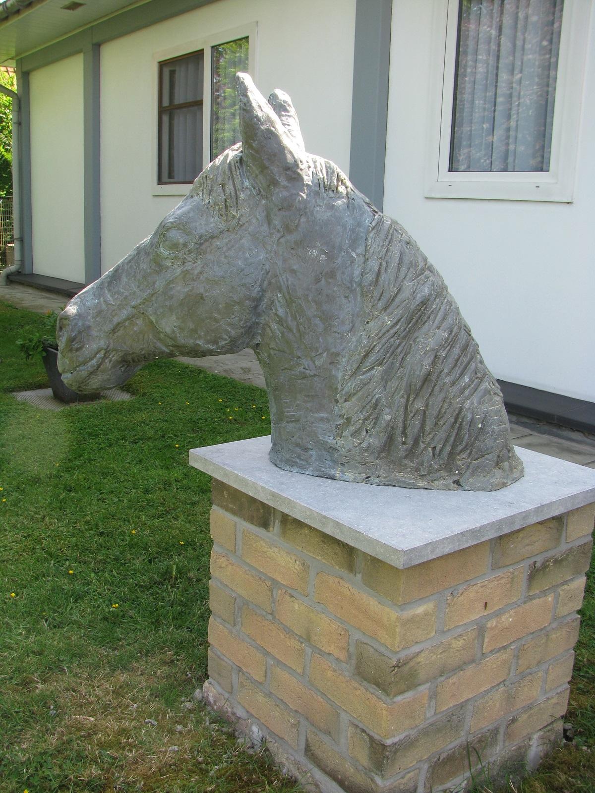 paardenkop paardenhoofd creatie 1