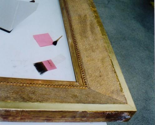 restauratie kader lijsten schilderij 2