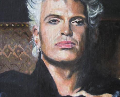 Schilderij op aanvraag: portret